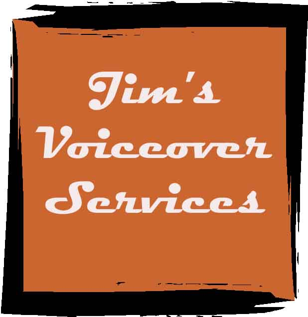 Jim's Commerical Voiceover Services